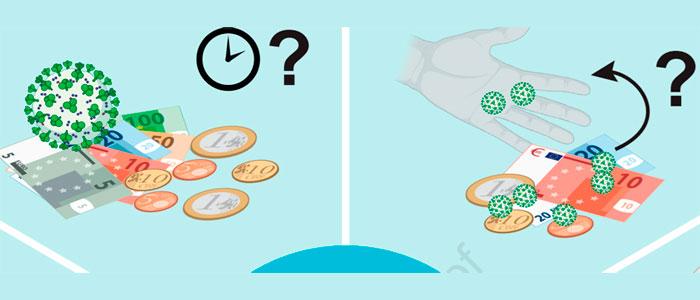 Чи можна заразитися COVID-19 через монети та банкноти?